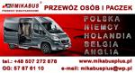 Międzynarodowy przewóz osób. Polska - Niemcy - Polska
