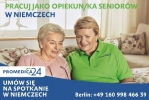 Opiekun/ka 24h w Berlinie, Poczdamie i okolicach