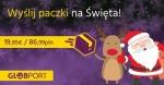 Paczki z/do Polski na Święta - już od 19,85EUR za 31,5kg!