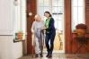 Drezno, Praca dla opiekunki Niemcy do Pani Grety lat 87